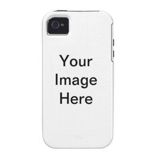 T-Shirt - Smoke iPhone 4 Cover