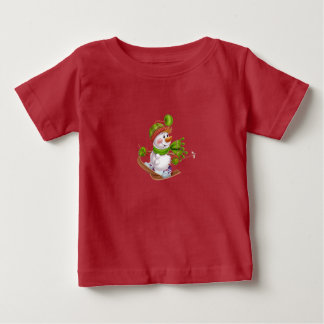 T-SHIRT SNOWMAN. FashionFC