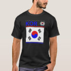 """T-Shirt """"South Korea"""""""