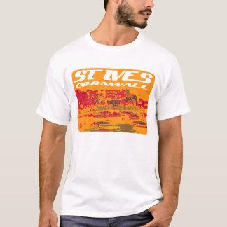 T-Shirt - St Ives Harbour