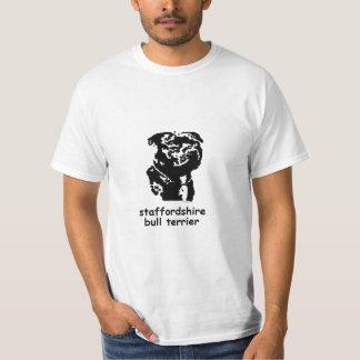 T-shirt Staffordshire Bull Terrier