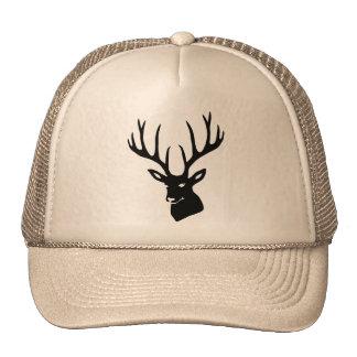 t-shirt stag buck antler antlers hart cervine elk cap
