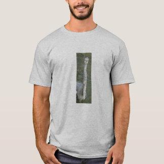 T-shirt swan