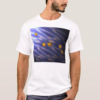 "T-Shirt ""Swim into the Light!"""