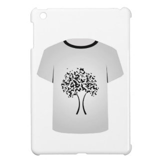 T Shirt Template- Butterfly tree iPad Mini Cover