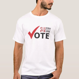 T-shirt Template Labour Party