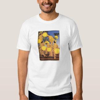 T-Shirt: The Lantern Bearers -  - Maxfield Parrish Tees