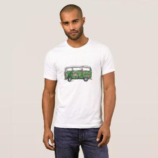 T-shirt Tropical bus