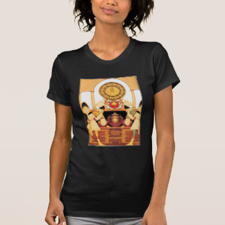T-Shirt: Two Pastry Cooks - by Maxfield Parrish T-Shirt