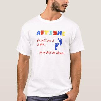 T-shirt un petit pas à la fois