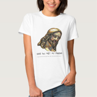 T-shirt VT Have you met (Jesus 3)