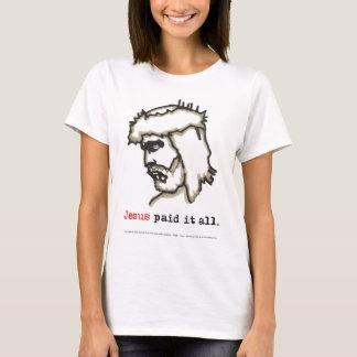 T-shirt VT Paid It All (Saviour No 5)