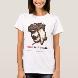 T-shirt VT Paid It All (Saviour No 6)