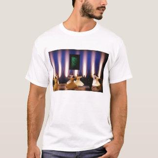 T shirt whirling turkish