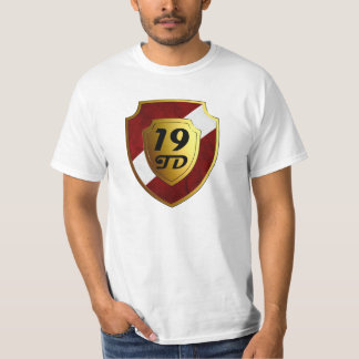 T-shirt with 19TD Logo