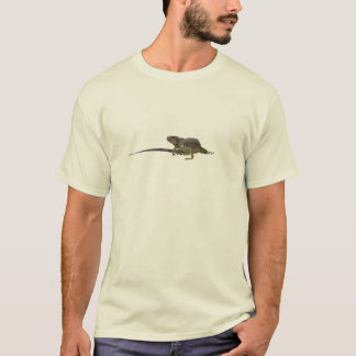 T-shirt with an Iguana on the front.