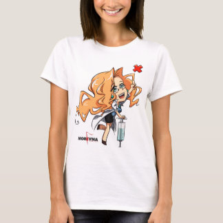 T-Shirt with Doctor Sister character