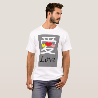 T-shirt with Loves