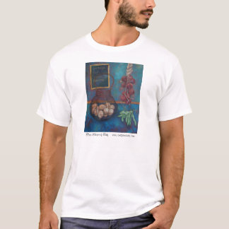 T Shirt with original artwork by Bev James