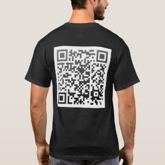 T - Shirt with Qr code
