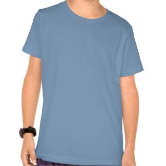 T-shirt with robot print