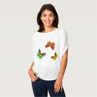 T-shirt with Schmeterlinge