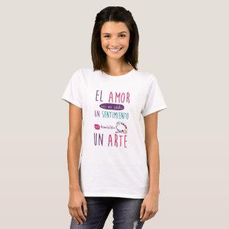 t-shirt with sentences