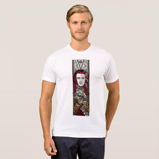 T-shirt Wolf Alpha, White