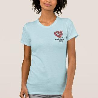 T-Shirt Women's- Love My Dandie Dinmont Terrier