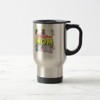 T-shirts and Gifts For Miracle Mom Coffee Mug
