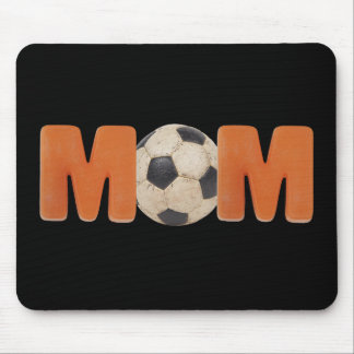 T-shirts and Gifts For Soccer Mom Mouse Pad