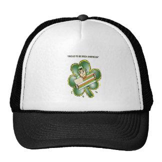 T-Shirts For Irish Americans Mesh Hats