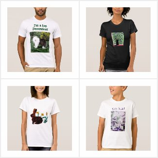 T-shirts for pet lovers