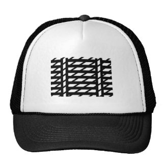 t-shirts  Squares Criss Cross Lines Abstract gifts Cap