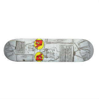 T.V.babies. Skate Board Decks