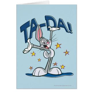 Ta-Da! Greeting Card