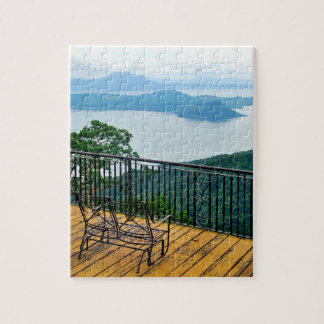 Taal Volcano Jigsaw Puzzle
