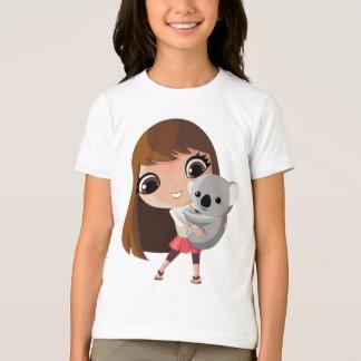 Taara and Pudding the Koala T-Shirt