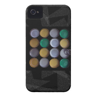 Tab Top and Bottle Top Blackberry Case-Mate Case