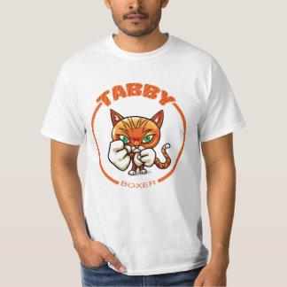 Tabby Boxer Tee Shirt