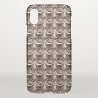 Tabby Cat-Instagram by Shirley Taylor iPhone X Case