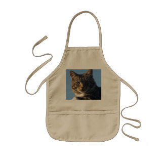 Tabby Cat - Kids' Apron