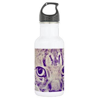 Tabby Cat 532 Ml Water Bottle