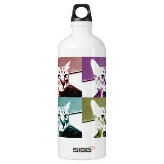 Tabby Cat - Pop Art SIGG Traveller 1.0L Water Bottle