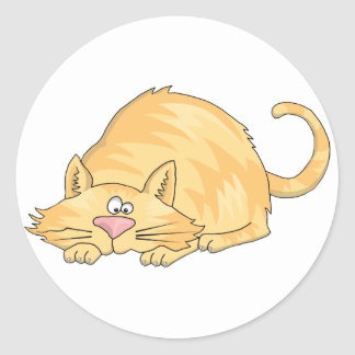 tabby cat stickers