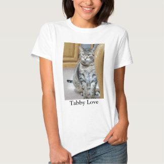Tabby Cat T Shirts