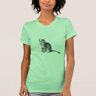 Tabby Kitten Mew Shirt