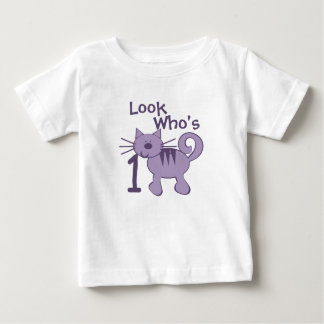 Tabby Toes Baby T-Shirt