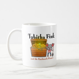 Tabitha Fink and the Patchwork Pirates Coffee Mug