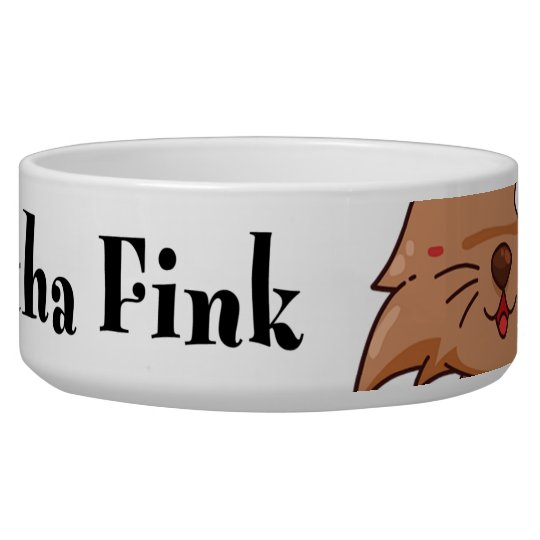 Tabitha Fink Food Bowl